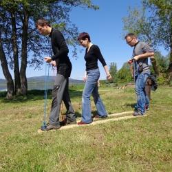 Jarní teambuildingové aktivity