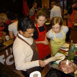 Vaření jako teambuilding