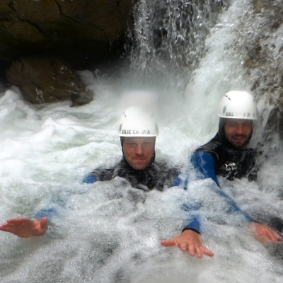 Canyoning  Lofer - incentivní program