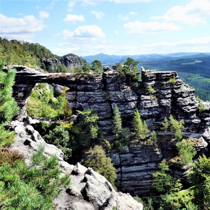 TEAM BUILDING IN NORTH BOHEMIAN SWITZERLAND