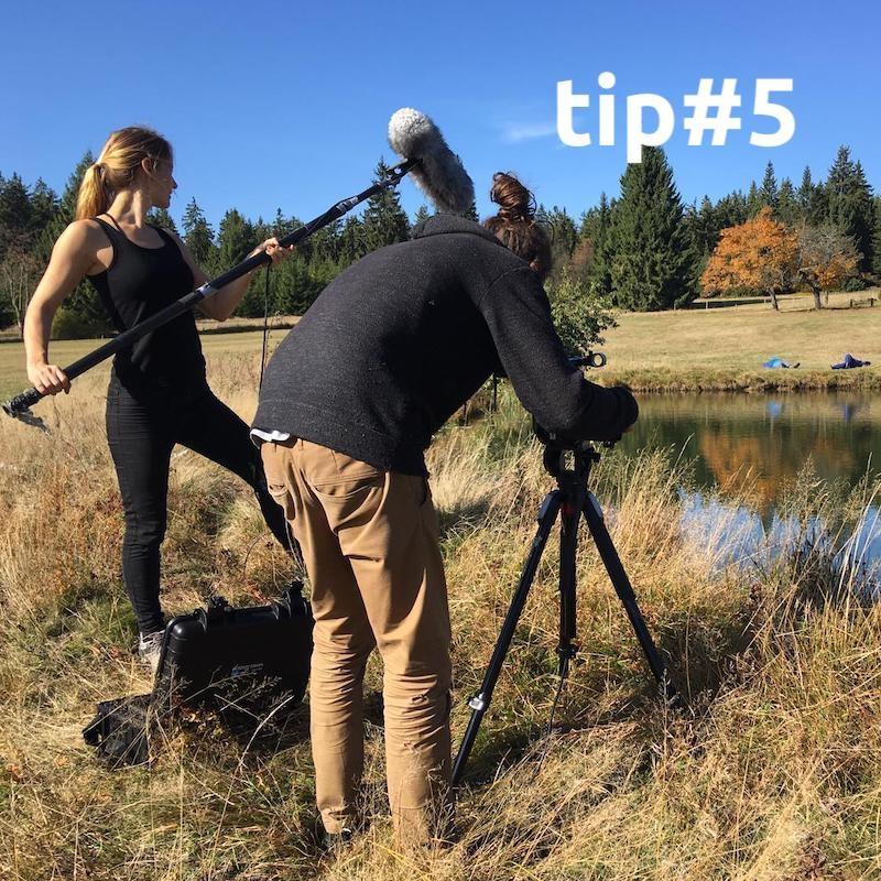 tip#5 Dokumentace teambuildingové akce