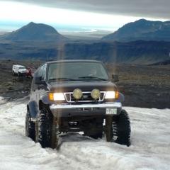 Expedice po Islandu