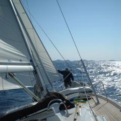 Středozemní moře a jachting