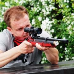pořádání firemních akcí - střelecké soutěže