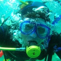 přístrojové potápění na vaší firemní akci