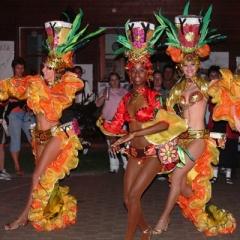 firemní večírek nebo event - brazilské tanečnice Tradicion