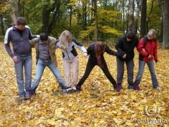 Podzimní teambuilding