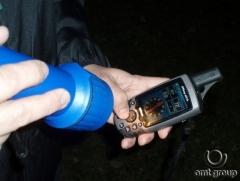 Teambuilding - využití GPS