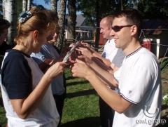 Teambuilding aktivita - problem solving
