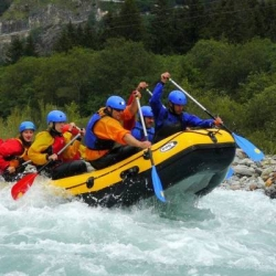 Rafting v Rakousku - incentivní program OMT travel