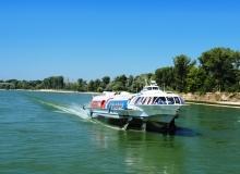 Rychlým člunem do Vídně
