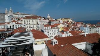 Lisabon Alfama