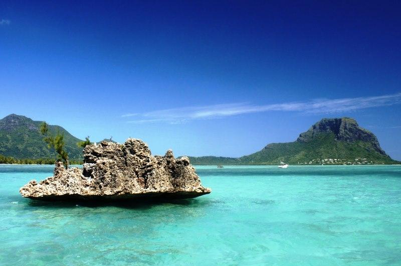 mauritius perla indického oceánu
