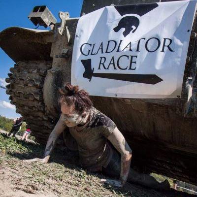 Firemní gladiator race - 28.října 2017