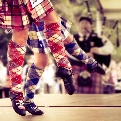 Skotské hry