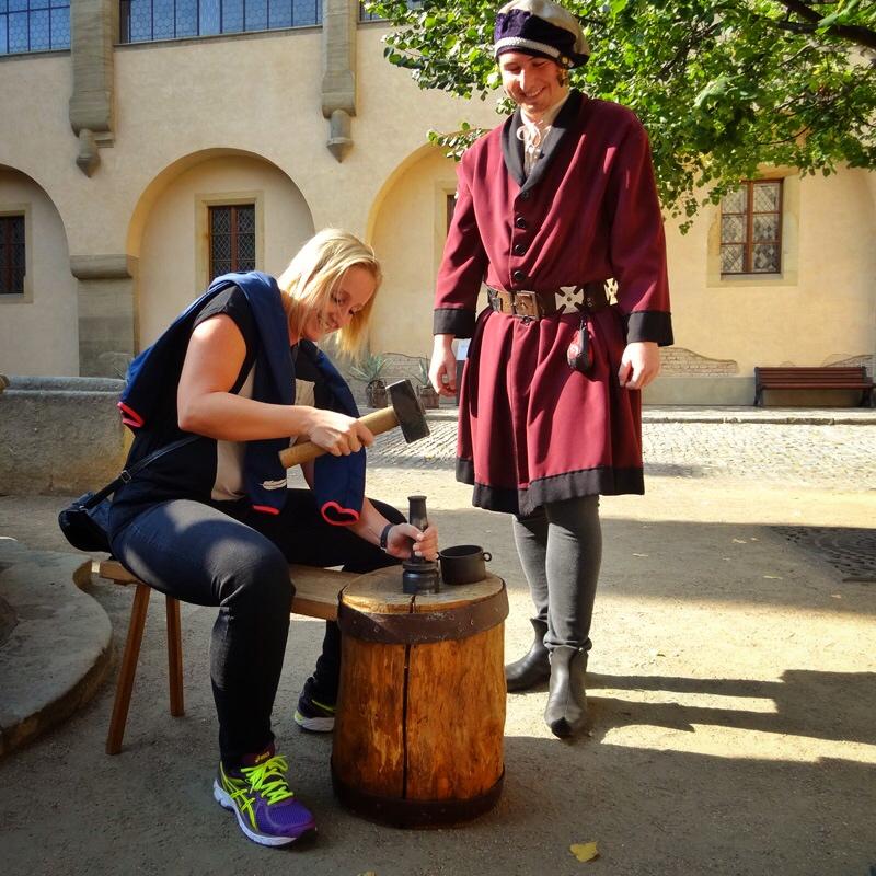 Teambuilding v centru města - Fantom Prahy, Kutné Hory, Hradce Králové